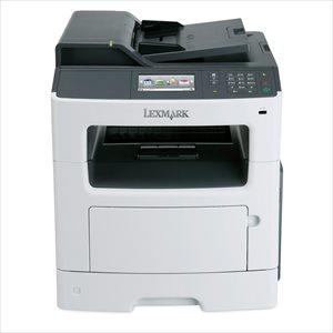Lexmark MX410DE A4 Mono Laser MFP