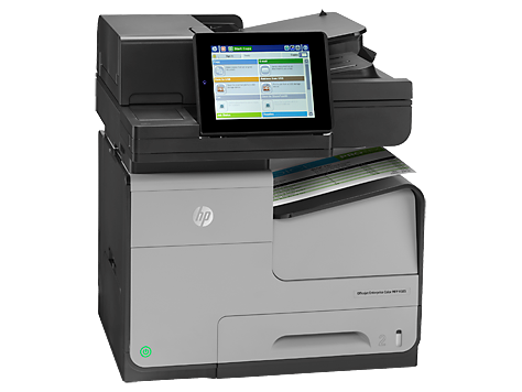 HP EX585DN Officejet Enterprise Colour MFP