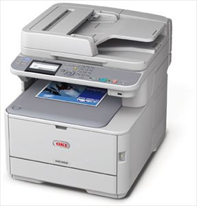 Oki MC362DNW Colour Laser MFP