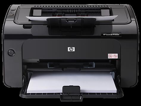 HP LJP1102W Mono Laser Printer